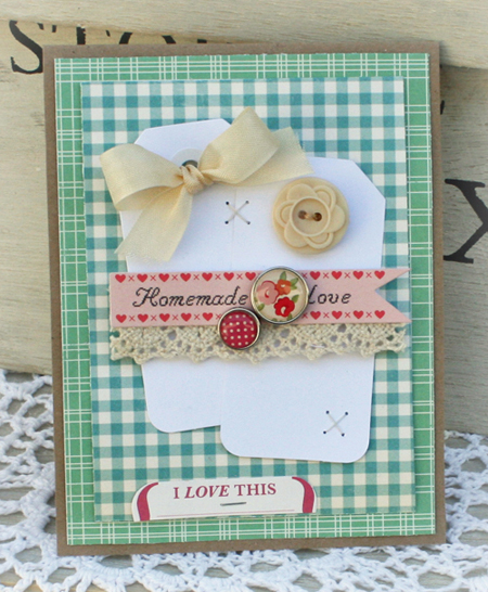 I love this card danni reid