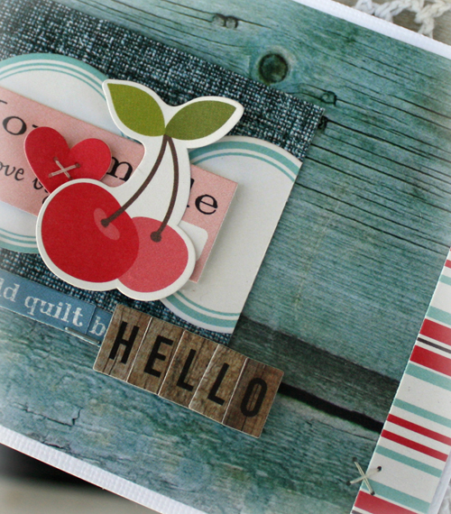 Hello card details danni reid