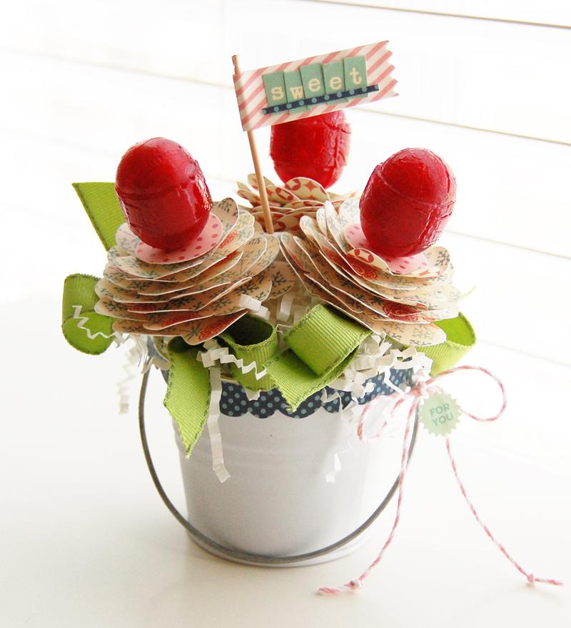 Roree-OA Feb13-Feb 14 Technique-Lollipop Bouquet 2
