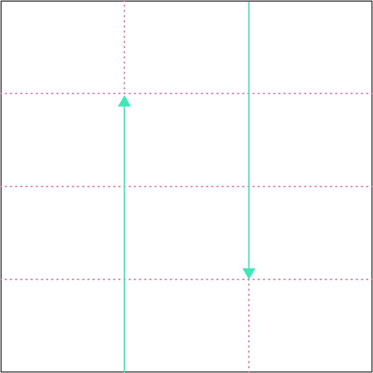 Cut lines