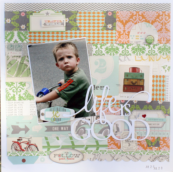 Life is good danni reid (1)