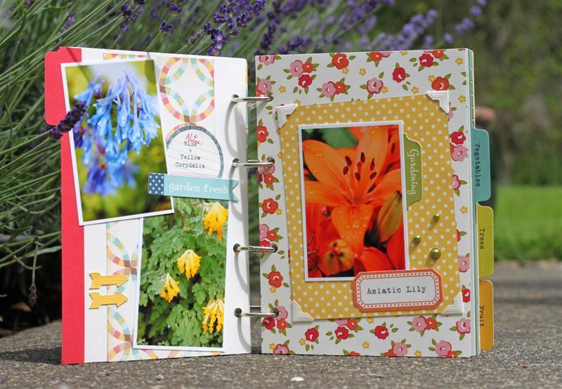 Garden Book 2 (Medium)