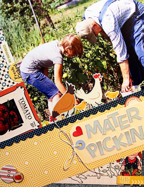 Mater-pickin