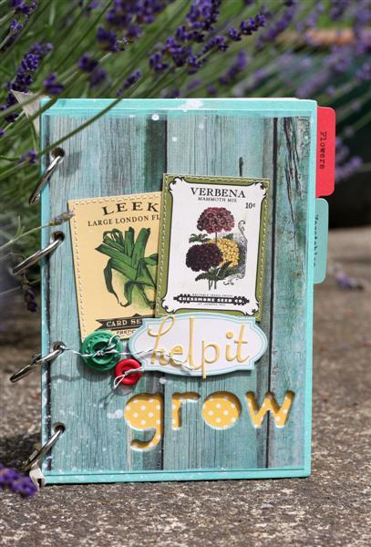 Garden Book 1 (Medium)