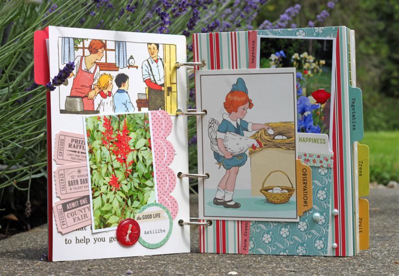 Garden Book 3 (Medium)