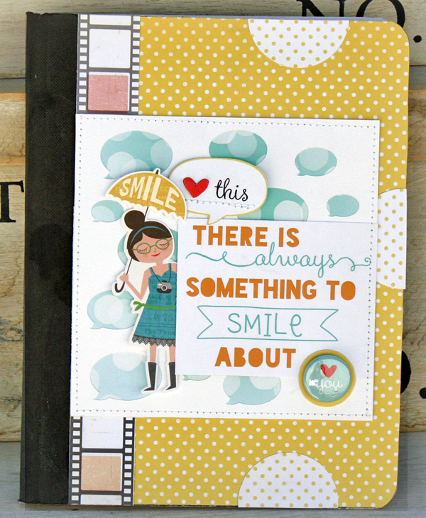 Altered notebook danni reid