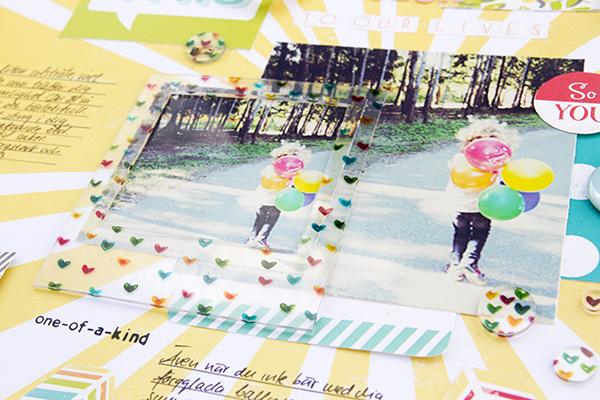 Alex Gadji - You bring color to our lives closeup4