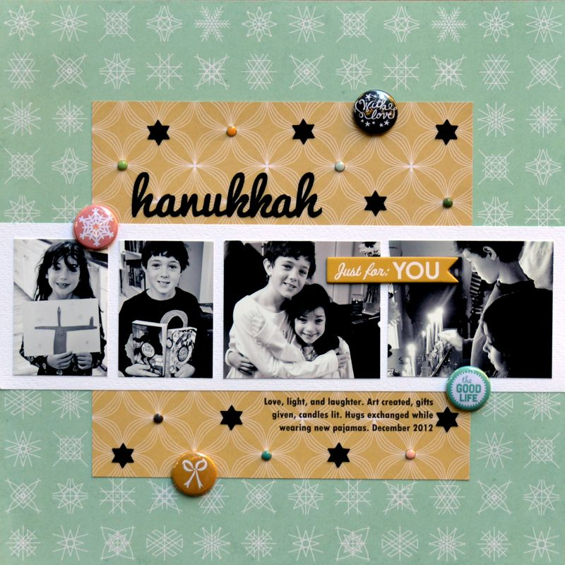 Hanukkah - Vivian Masket