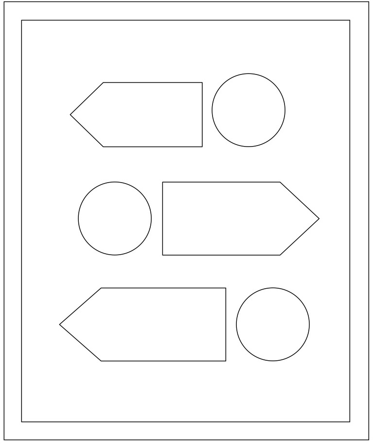Sketch #2 - Banner Presents Card