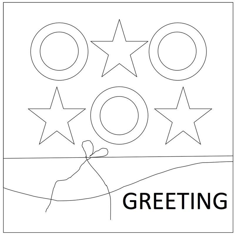 Sketch #3 - Six Elements Card