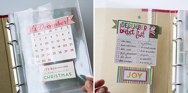 Alex Gadji - Very Merry December title+bucketlist