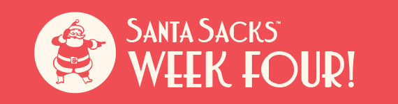 Santa Sacks 2013 - Blog Banner - Week 4