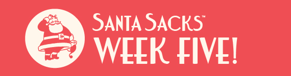 Santa Sacks 2013 - Blog Banner - Week 5