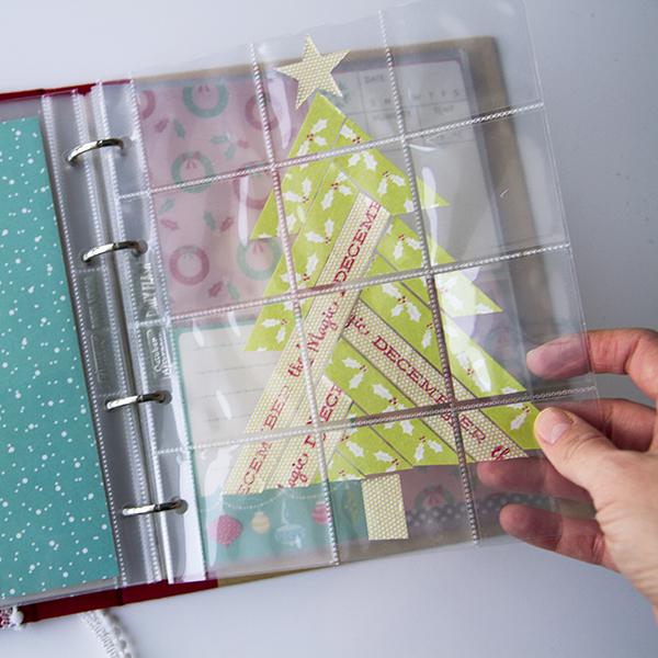 Alex Gadji - Washi Christmas Tree
