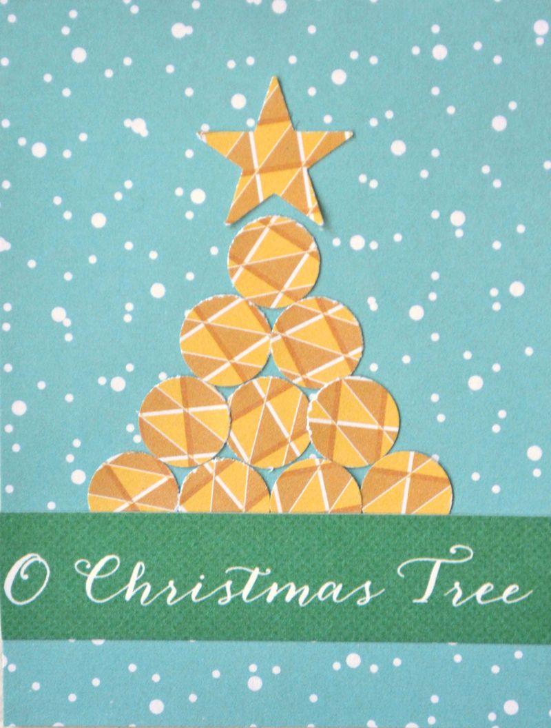 O Christmas Tree Vivian Masket