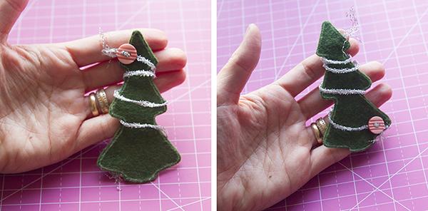 Alex Gadji - Felt Christmas Tree 4