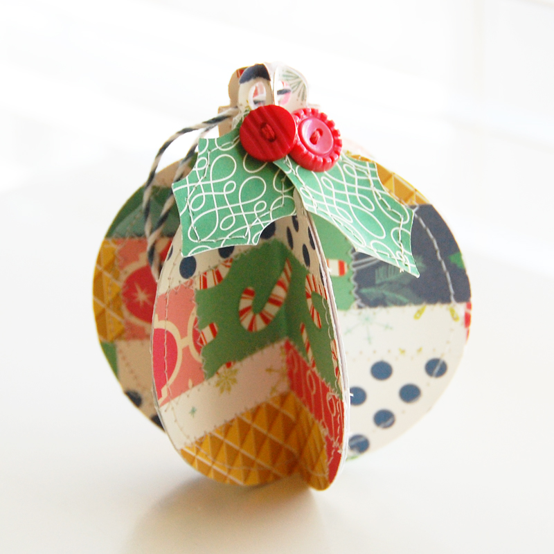 Roree-OA Dec13-Dec 17 Tutorial-3d Christmas Ornament 2