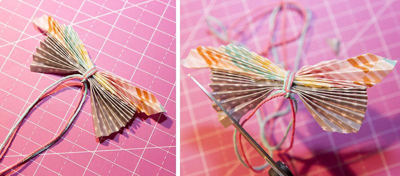 Alex Gadji - Washi butterfly step5-6