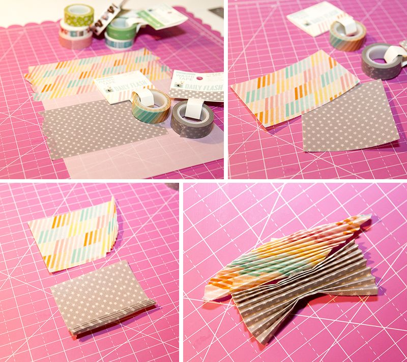 Alex Gadji - Washi butterfly step1-4