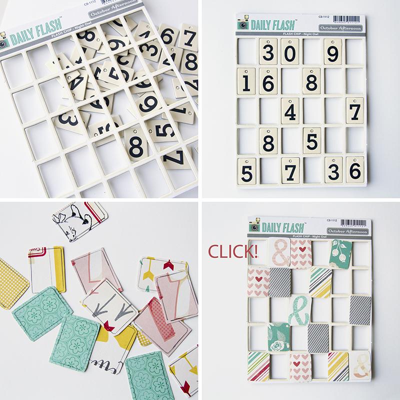 Alex Gadji - Chipboard Grid 1-4