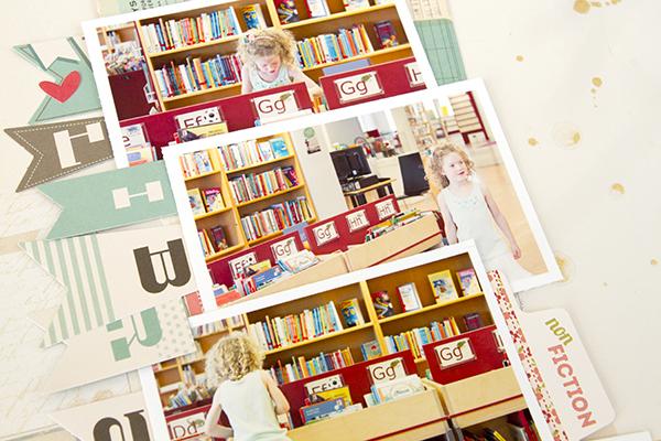 Alex Gadji - {heart} Library closeup1