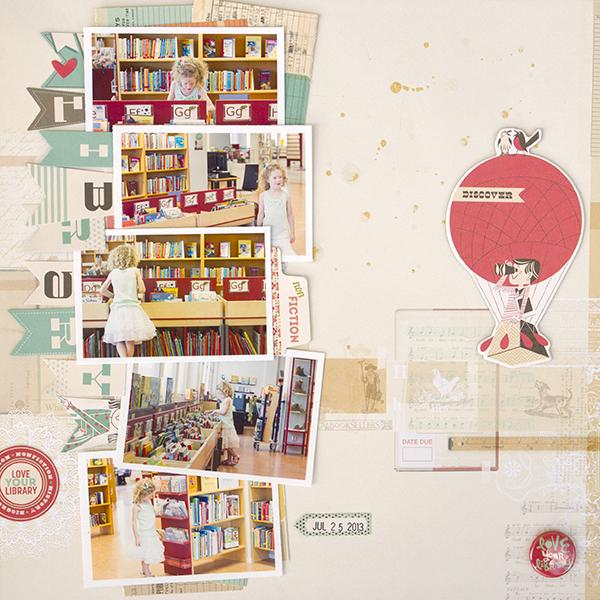 Alex Gadji - {heart} Library