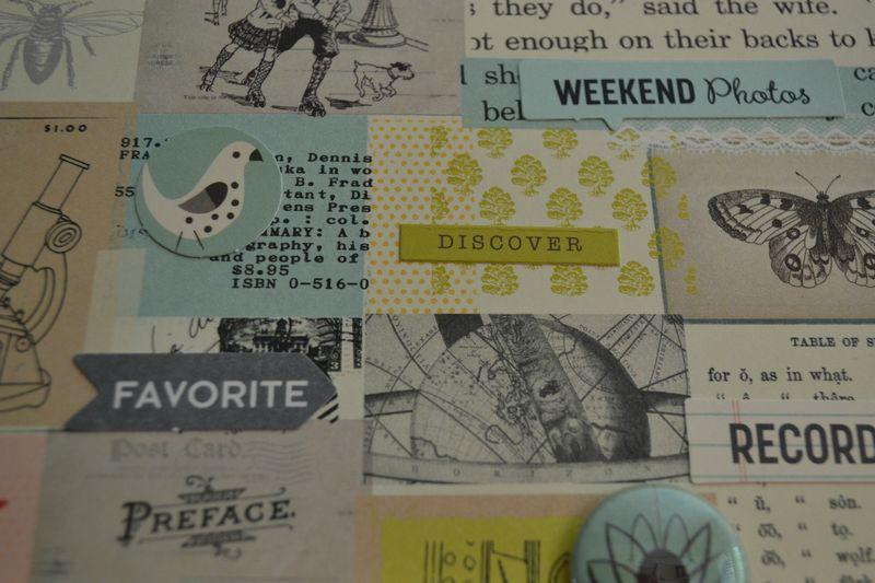 Clutter Tells a Story - Vivian Masket - Detail 1