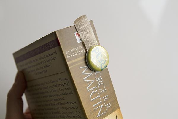Alex Gadji - Bookmark 7