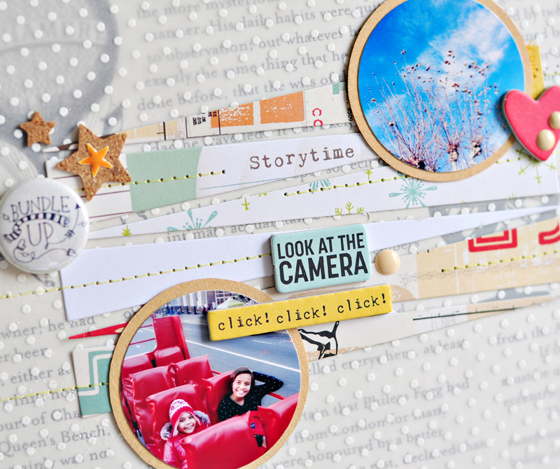 Storytime closeup