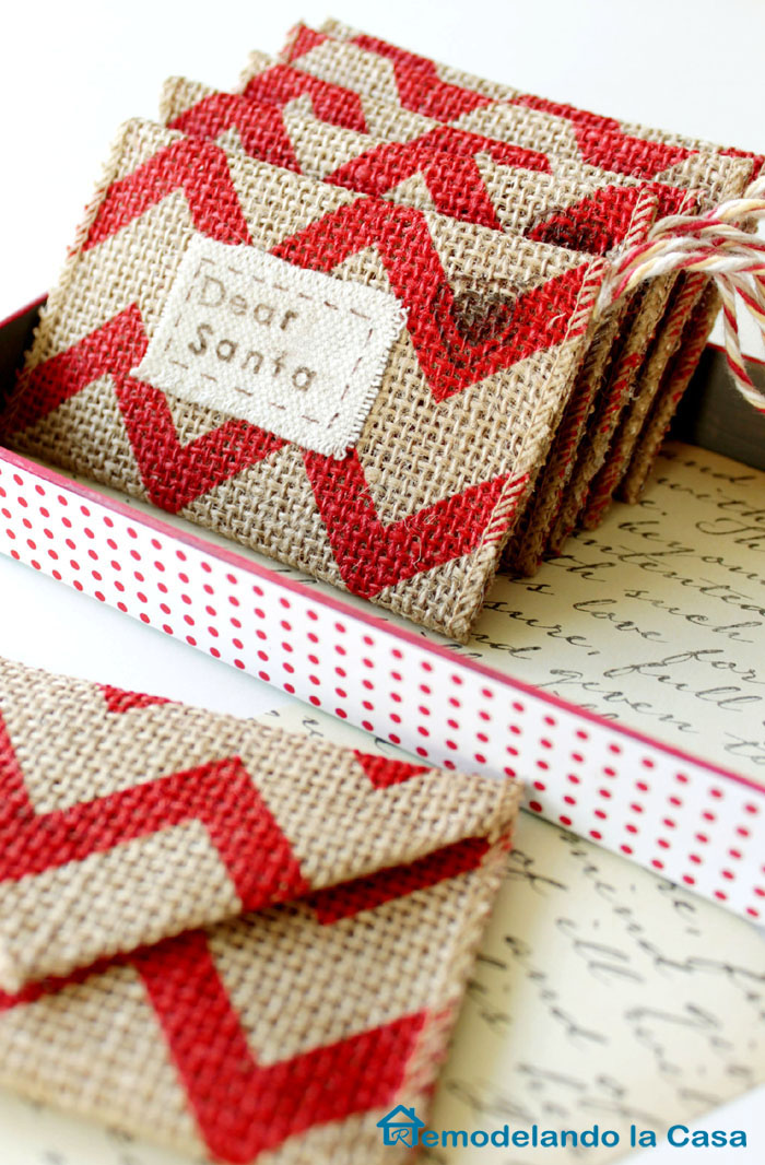 Dear Santa letter Ornament1