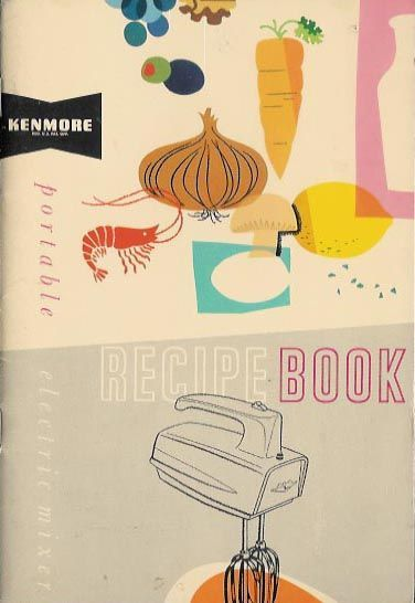 Vintage Recipe Book Cover : October afternoon tuesday inspiration paul rand