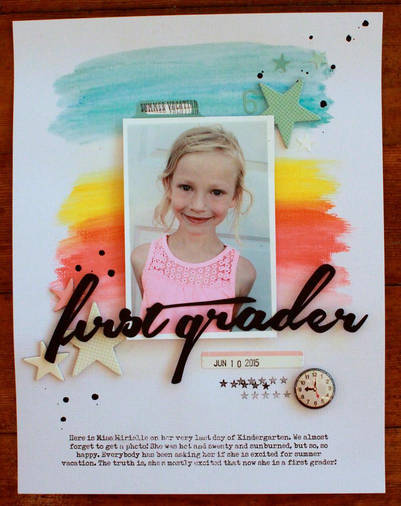 First grader_emilyspahn