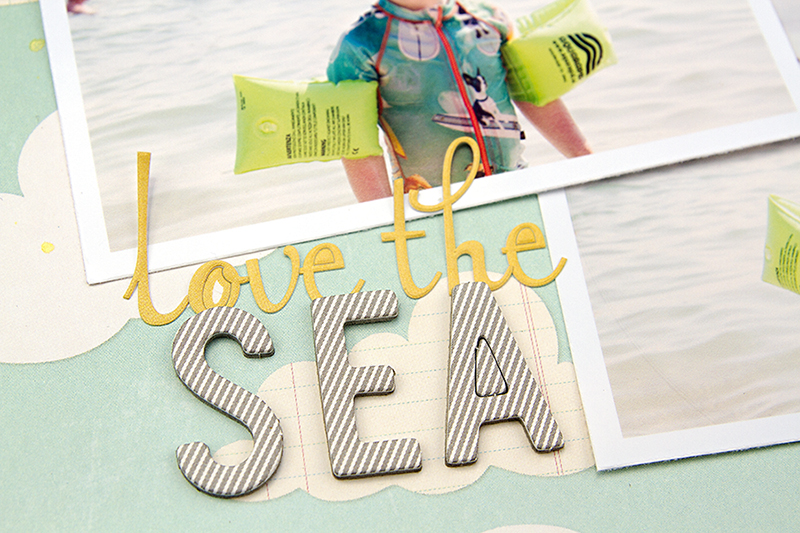 Alex Gadji - Love the sea closeup3