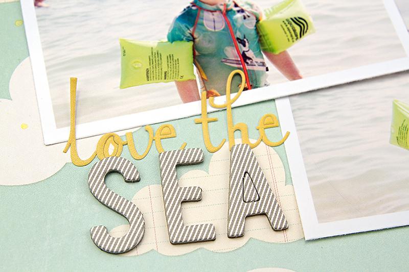 Alex Gadji - Love the sea closeup3