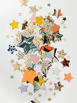 Star-confetti