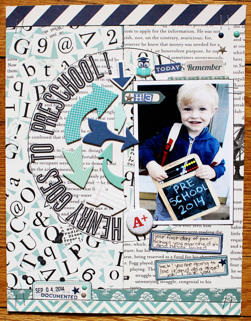 Henry Goes to Preschool_Emily Spahn