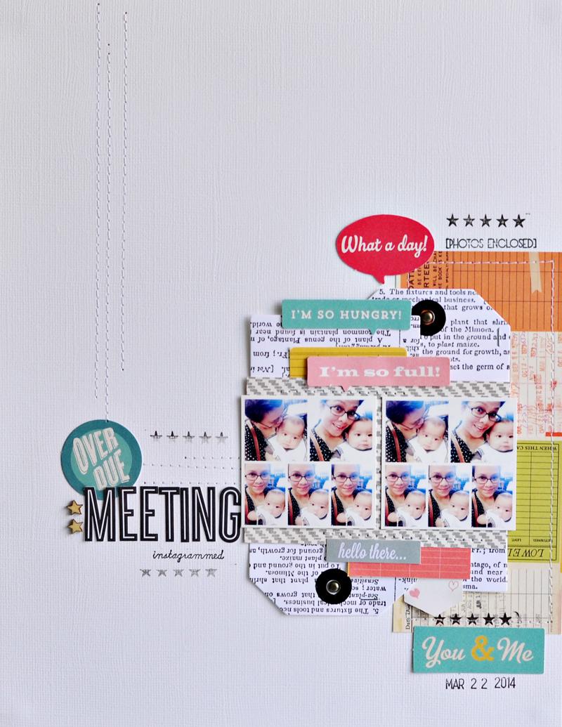 Overdue meeting