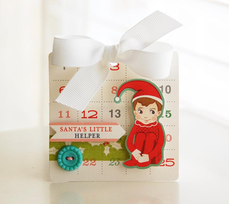 Roree-OA Dec14-Dec 3 Winter Wonderland Wednesdays-Tag Set -Santa's Little Helper 2