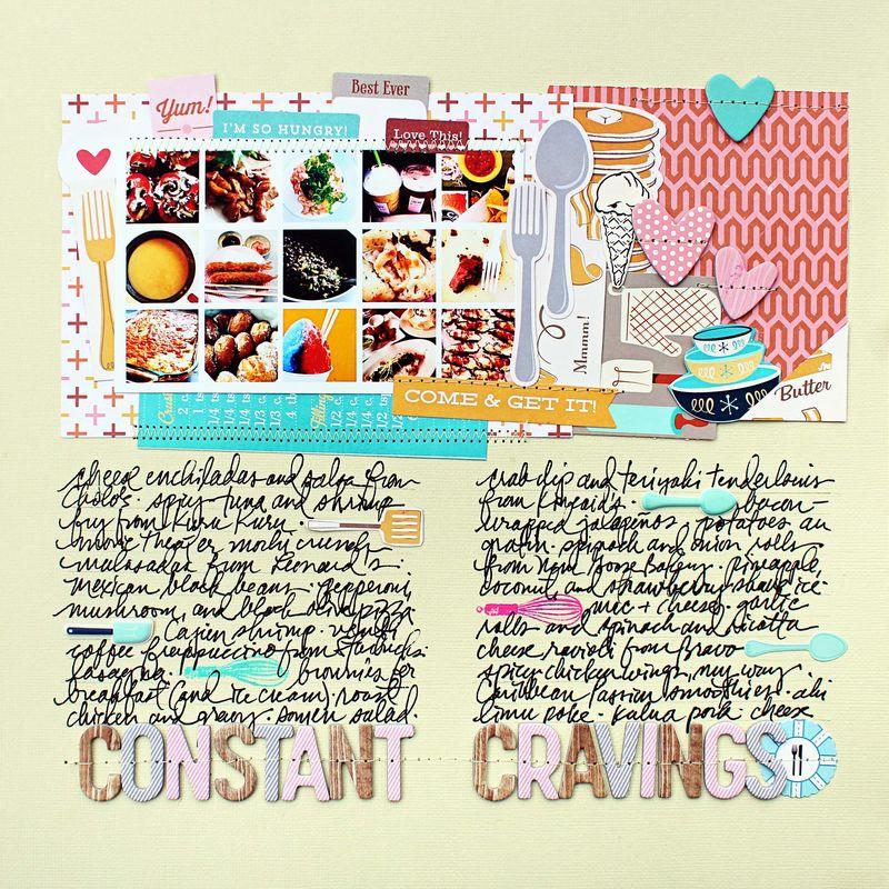 Constant Cravings OA