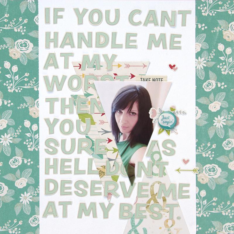 Alex Gadji - If you cant handle me