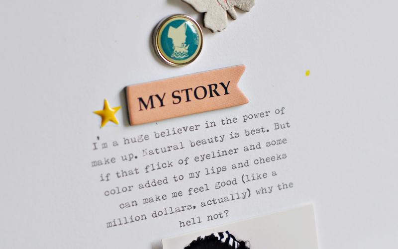 My story (makeup) closeup2