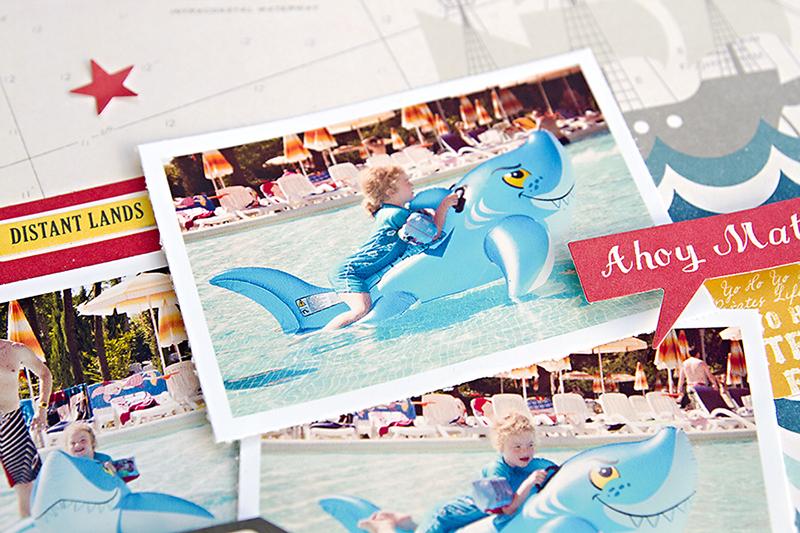 Alex Gadji - Shark Ride closeup3